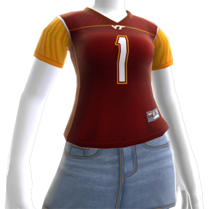 Virginia Tech Football Jersey