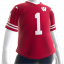 Wisconsin Football Jersey