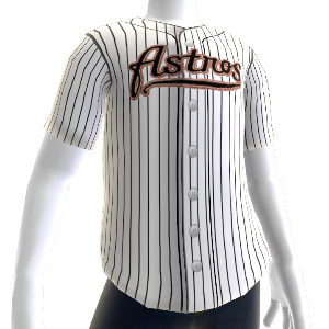 Maglia Houston Astros MLB2K11 