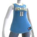 Denver Nuggets NBA2K11 유니폼