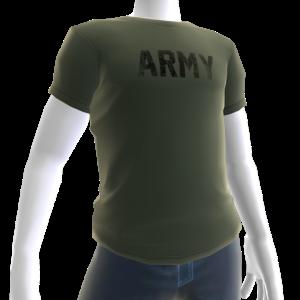 Army Tee - Green