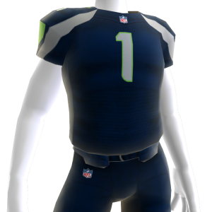 Seattle Game Jersey