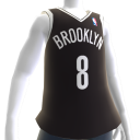Brooklyn Nets NBA 2K14 Jersey
