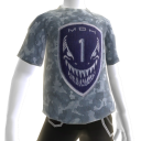 Patch T-shirt FF Mako
