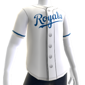 Kansas City Royals MLB2K11 Jersey