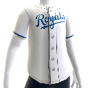 Kansas City Royals  MLB2K11-Trikot 