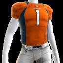 Denver Game Jersey
