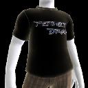 Camiseta con logo Perfect Dark