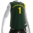 Oregon Basketball Jersey