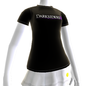 Camiseta con logotipo de Darksiders II