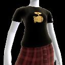 Bomben-Puzzlestück T-Shirt