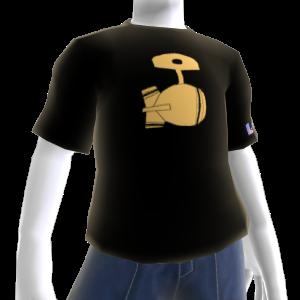 폭탄 퍼즐 조각 티셔츠