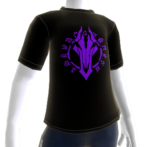 Camiseta con el smbolo de Darksiders II