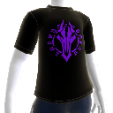 Camiseta com o smbolo de Darksiders II