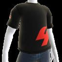Black Forza Motorsport 4 T-Shirt