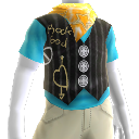 Band Hero Shirt and Vest