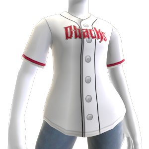 Arizona Diamondbacks  MLB2K10 Jersey
