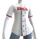 Colete Arizona Diamondbacks  MLB2K10