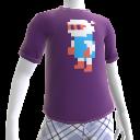 しろボンドット Tシャツ