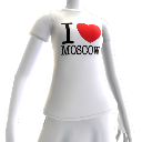 """I <3 Moscow"" Shirt"