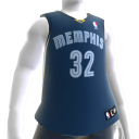 Maillot NBA2K11 Memphis Grizzlies 