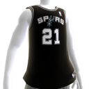 Camiseta NBA 2K13 San Antonio Spurs