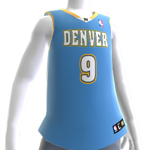 Camiseta NBA 2K13 Denver Nuggets