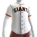 San Francisco Giants  MLB2K10-Trikot