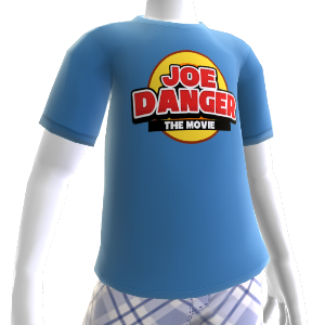 T-shirt Joe Danger 2
