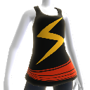 Camiseta Ms. Marvel