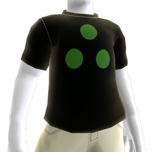 Green NVG-Dots T-Shirt