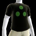 T-shirt Pontos Verdes NVG