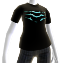 Camiseta estampada Dead Space 3