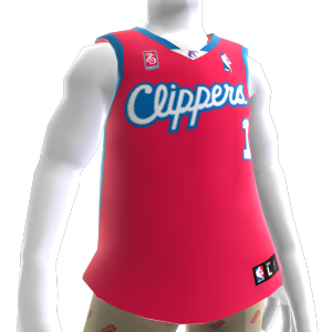 Los Angeles Clippers NBA2K10 Jersey