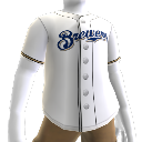 Maillot MLB2K10 Milwaukee Brewers