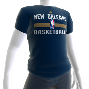 Pelicans On-Court Tee