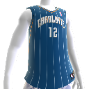 Camiseta NBA2K12 Charlotte Bobcats 
