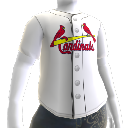 St. Louis Cardinals  MLB2K10 Jersey