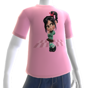 T-Shirt da Vanellope
