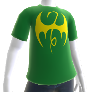 T-shirt Iron Fist