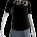 T-shirt Encom