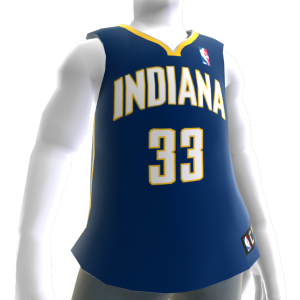 Indiana Pacers NBA2K11 Jersey