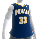 Indiana Pacers NBA2K11-Trikot