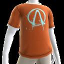 T-shirt met Vault-embleem