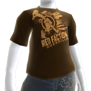 Red Faction: Guerrilla -T-paita