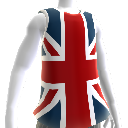 T-shirt Darkling Union Jack