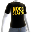 Epic Gold Noob Slayer Black