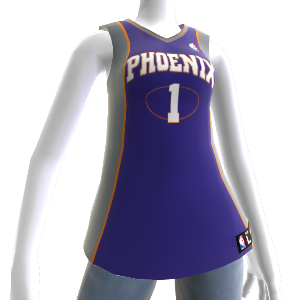 Phoenix Suns NBA2K12 Jersey