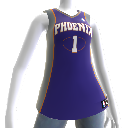 Maglia Phoenix Suns NBA2K12