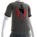 The Dark Knight Rises Bane Logo T-Shirt #2 